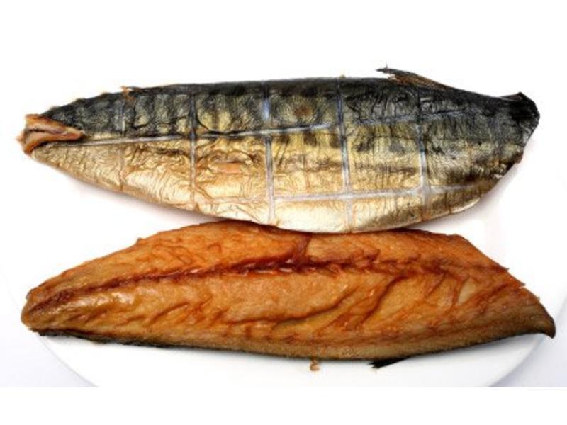 Gerookte makreelfilet vers, 2 filets (ca.240g)