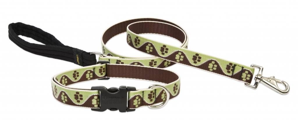 Lupinepet Hundehalsband Mud Puppy / Breite 25mm