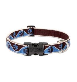 Lupinepet Hundehalsband Muddy Paws / Breite 19mm