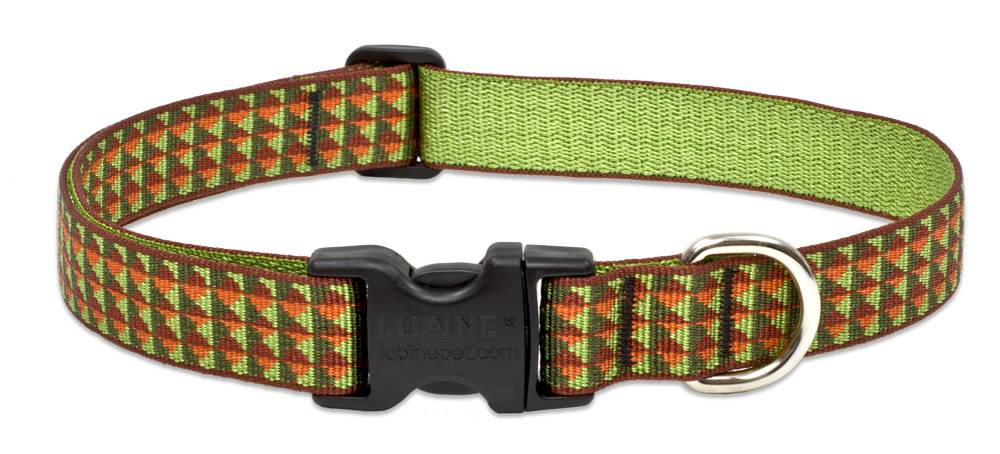 Lupinepet Hundehalsband Copper Canyon / Breite 25mm