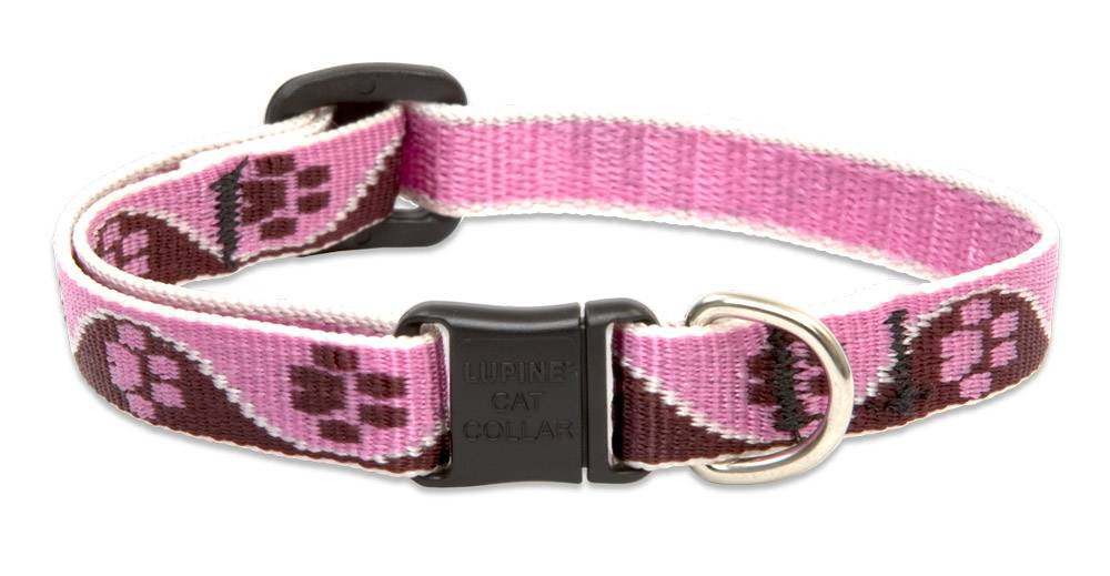 Lupinepet HundeleineTickled Pink / Breite 12mm