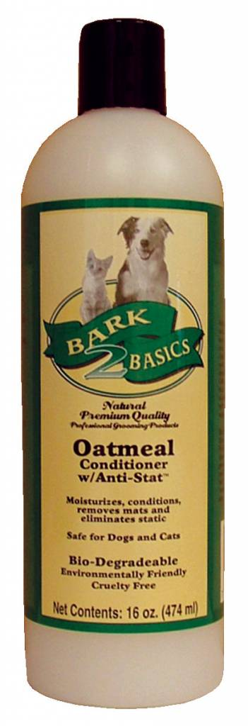 Bark2basics Bark2Basics Haferflocken Conditioner