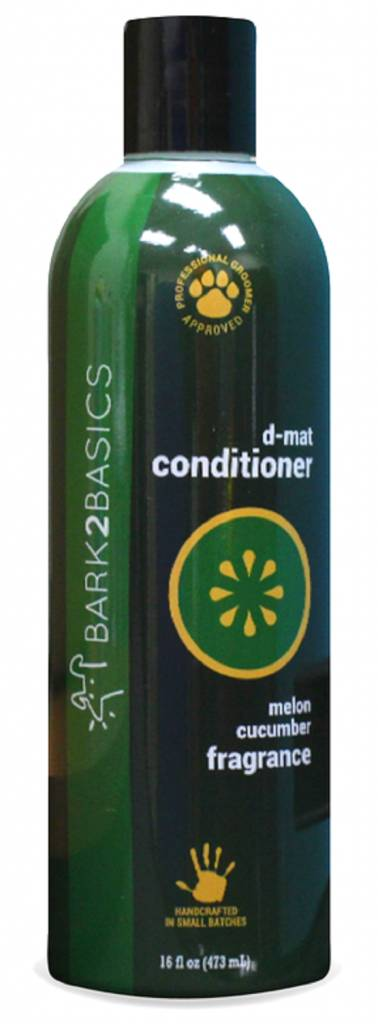Bark2basics Bark2Basics D-Mat Conditioner