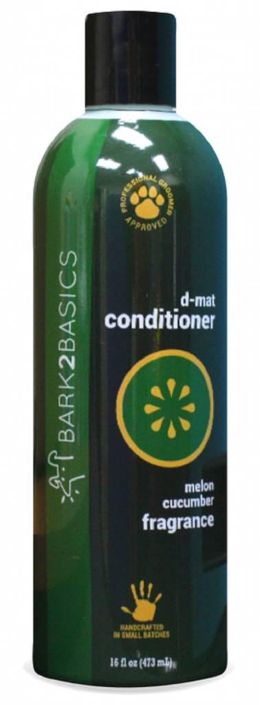 Bark2basics Bark2Basics D-Mat Conditioner