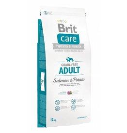 Brit Hundefutter Brit Care Adult Salmon & Potato