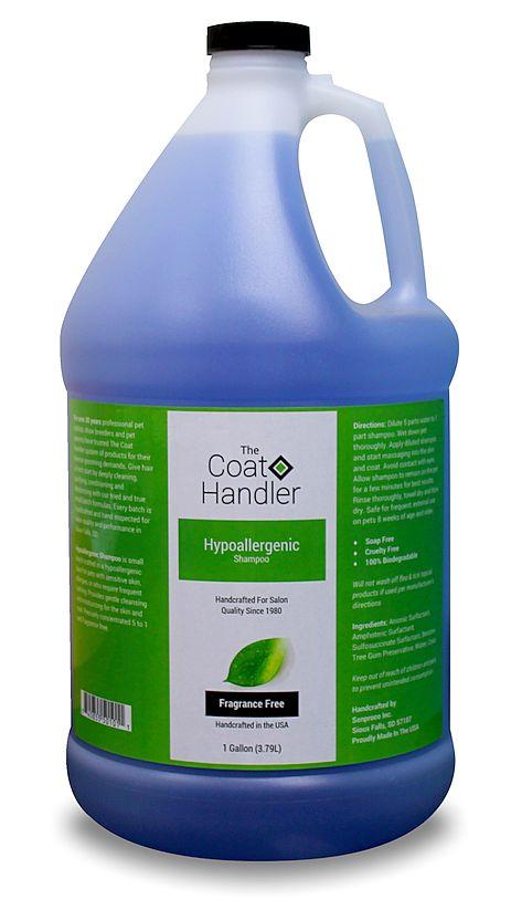 Coat Handler Coat Handler Hypoallergenic Shampoo Gallon / 5:1 Maintenance Shampoo