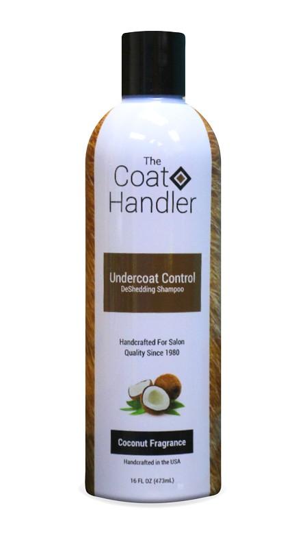 Coat Handler Undercoat Control Deshedding Shampoo