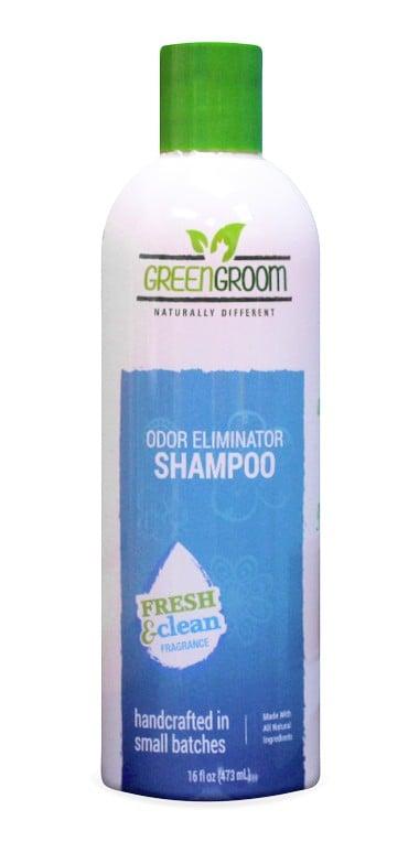 Hundeshampoo gegen Geruch, Green Groom Odor Eliminator Shampoo ...