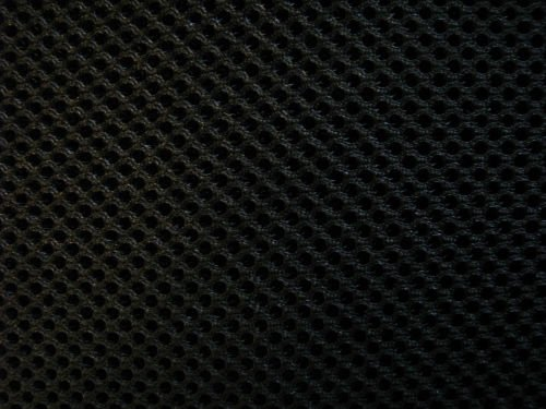 3D Airmesh Black 4mm / 1,00m length x 1,50m width