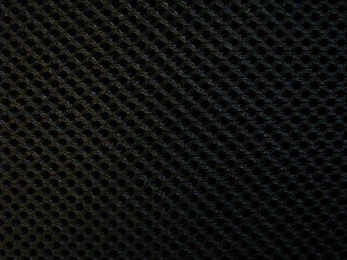 Air Mesh Mètre 4 mm Noir