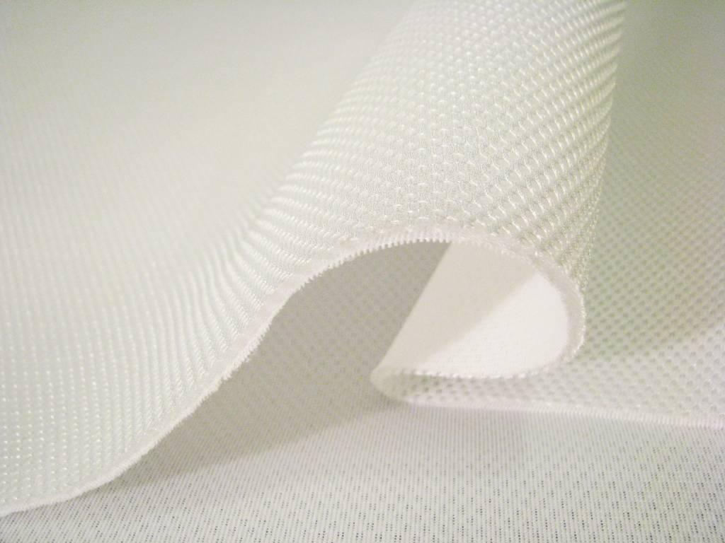 3D Airmesh White 4mm / 1,00m length x 1,60m width