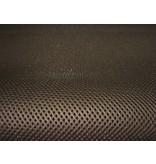 Airmesh Oliven Braun (Rohe Umbra) 4mm / 1 lfm x 1,60m Breite