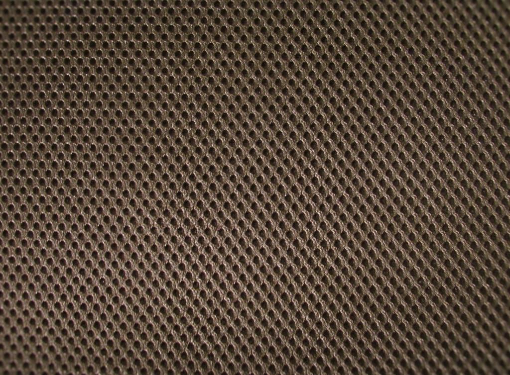 air mesh meterware kaufen stoff oliven braun rohe umbra onlineshop lasagroom. Black Bedroom Furniture Sets. Home Design Ideas