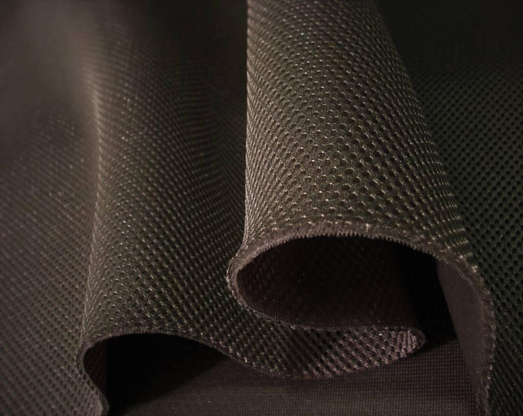 3D Airmesh OLIVE BROWN 4mm / 1,00m length x 1,60m width