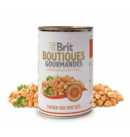 Brit Hundefutter Brit Boutiques Gourmandes Chicken True Meat Bits
