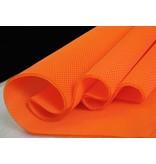 3D Airmesh Neon Orange 4mm / 1,00m length x 1,60m width