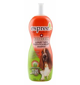 Espree Espree Luxury Tar & Sulfa Itch Relief Shampoo