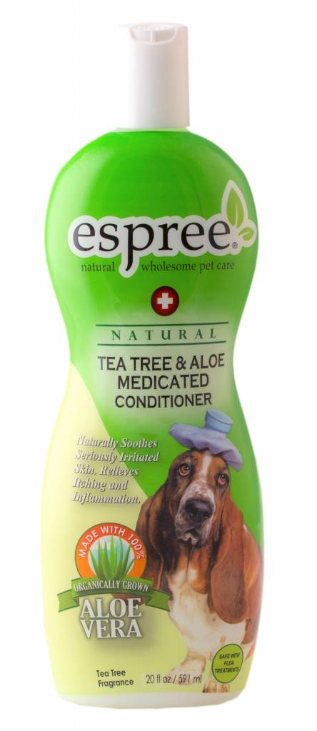 Espree Espree Tea Tree & Aloe Conditioner gegen Juckreiz,Schuppen,...