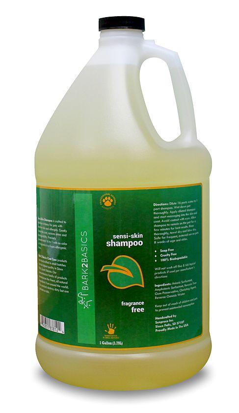 Bark2basics Bark2Basics Sensi-Skin Hypo-Allergenic Shampoo