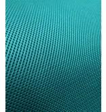 3D Airmesh  Turquoise 4mm / 1,00m length x 1,60m width