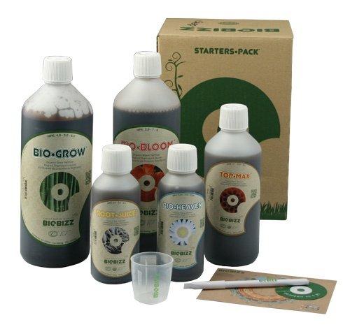 Biobizz Starters Pack