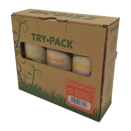 Biobizz Try Pack Stimulant