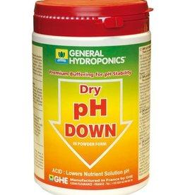 GHE pH Down Pulver