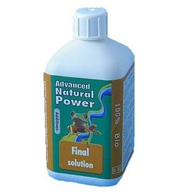 Advanced Hydroponics Final Solution