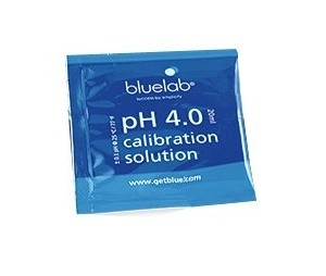 Bluelab pH Eichlösung 4.0