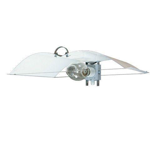 Adjust-A-Wings Reflektor white, Defender inkl. Fassung, unverkabelt