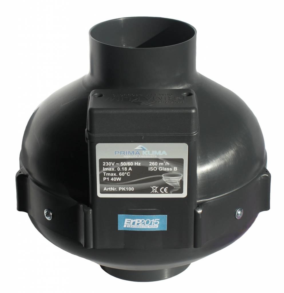 PK Rohrventilator 280m³/100mm