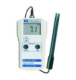 Milwaukee MW100 - pH Meter