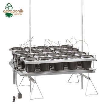 Aeroponik - Aero Grow System - Basic
