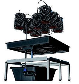 GrowTool - Growsystem 0,8m² / Air-Pot