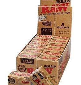 RAW - Rolls 5000x36mm