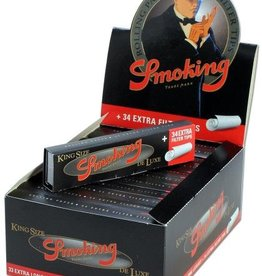 Smoking - Schwarz Deluxe V2 KS