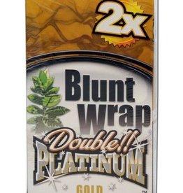 Platinum Double - Blunt Wrap - Gold