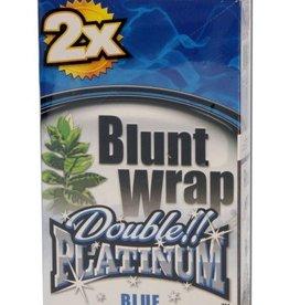 Platinum Double - Blunt Wrap - Blue