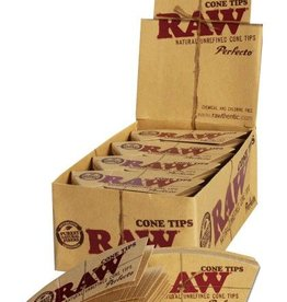 RAW - Cone gummed Tips
