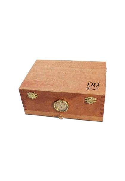 00 Box Humidore Hygrometer Gr.M