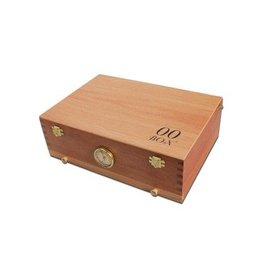 00 Box Humidore Hygrometer Gr.L