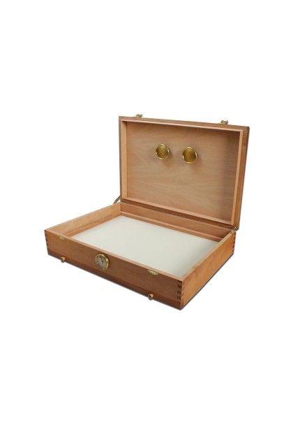 00 Box Humidore Hygrometer Gr.XL