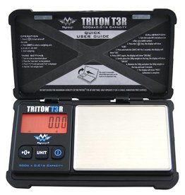 Digitalwaage Triton T3R 500g / 0,01g