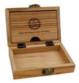 Raw Wood Box