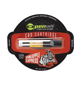 OpenVape – CBD Cartridge Pineapple Express