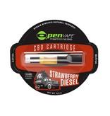 OpenVape – CBD Cartridge Strawberry Diesel