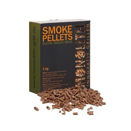 Monolith-Grills MONOLITH ROOKPELLETS - BEUK 1KG