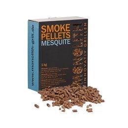 Monolith-Grills MONOLITH ROOKPELLETS - MESQUITE 1KG