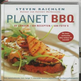 Planet BBQ Steven Raichlin