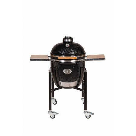 Hoe werkt een Monolith barbecue?